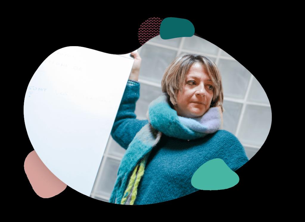Virginie Vandermeersch - Une forte expertise en sophrologie